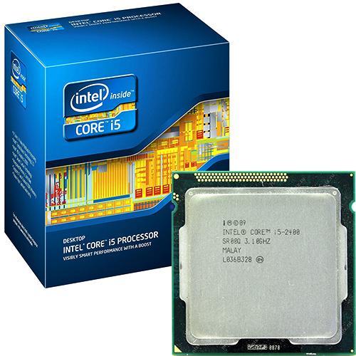 Procesor Intel Core i5-2400 3.10Ghz